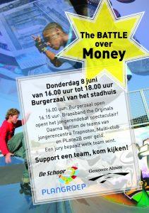 Jongerendebat Almere op 8 juni